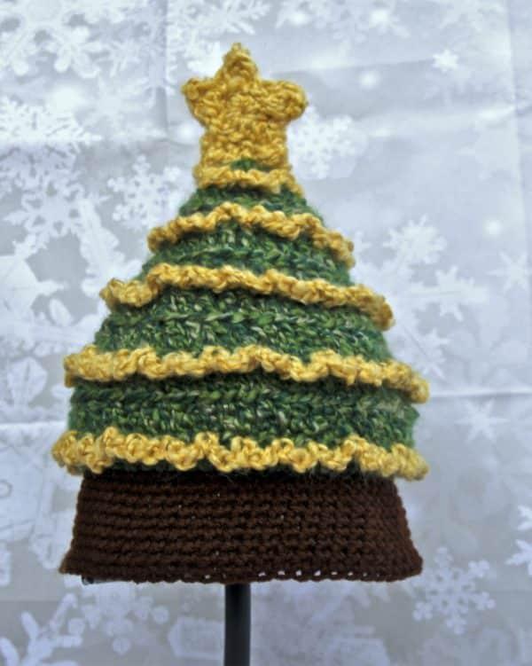 Light Me Up Christmas Tree Hat