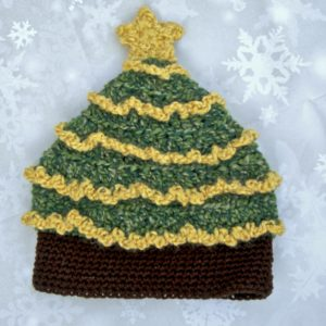 Light Me Up Christmas Tree Hat
