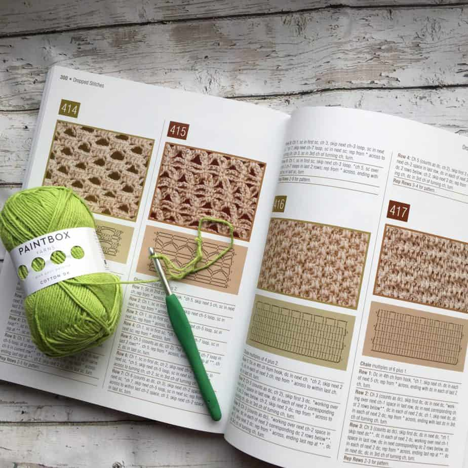 Complete Book of Crochet Stitch Designs Book Review