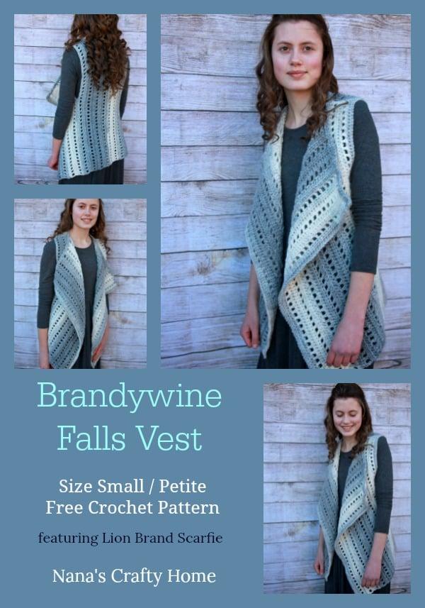 Brandywine Falls Vest