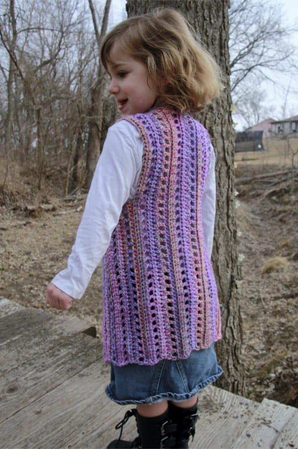 Brandywine Falls Vest Size 2/4 T