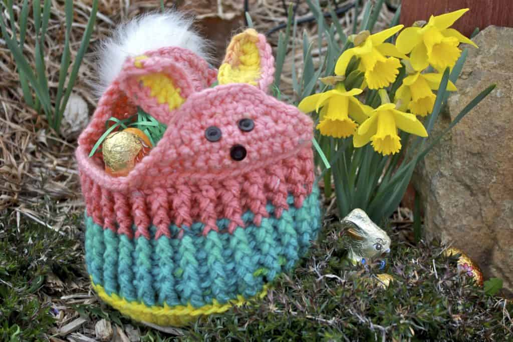 Some Bunny Loves You Easter Basket