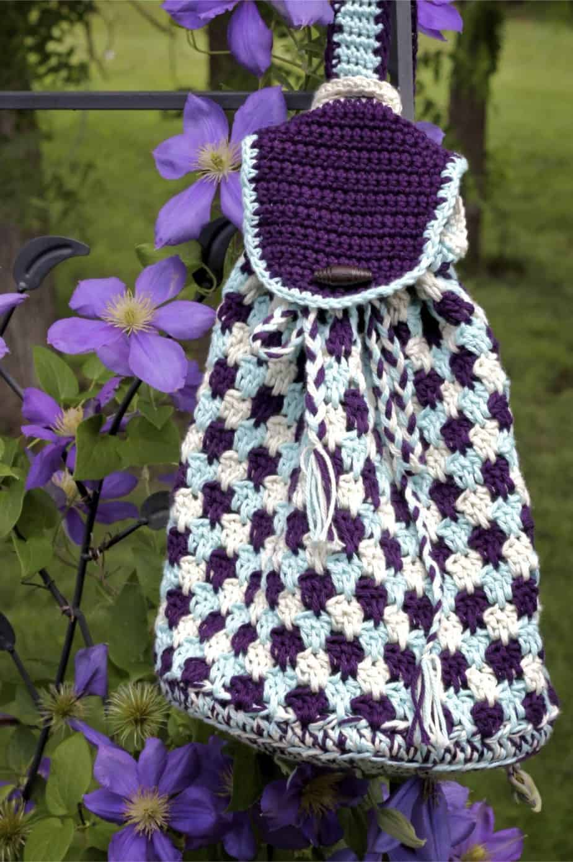 Everything's Beachy Bag Crochet Video Tutorial