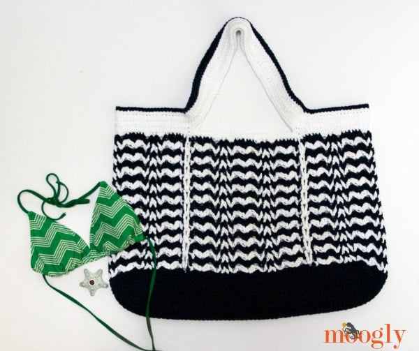 Day at the Beach Bag by Moogly