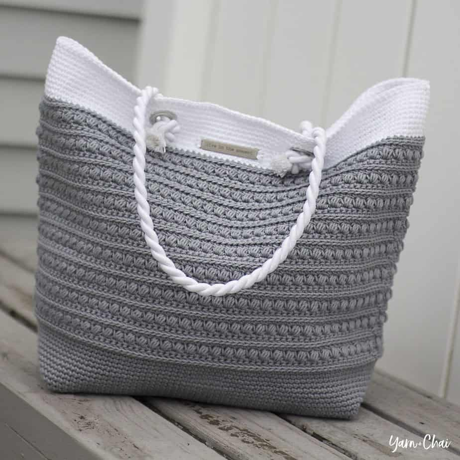 Malia Shoulder Bag by Yarn + Chai