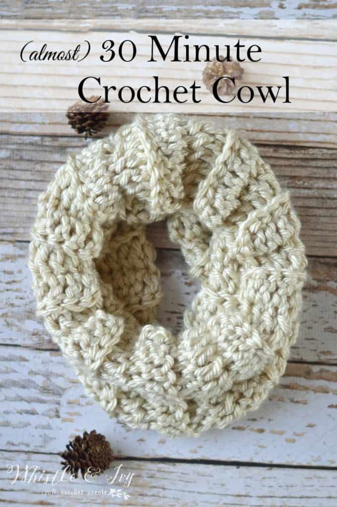 Last minute gifts to crochet