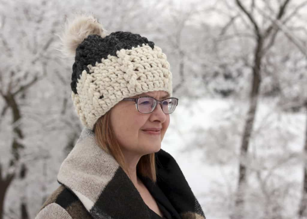 Bewitching Braids Hat free crochet pattern
