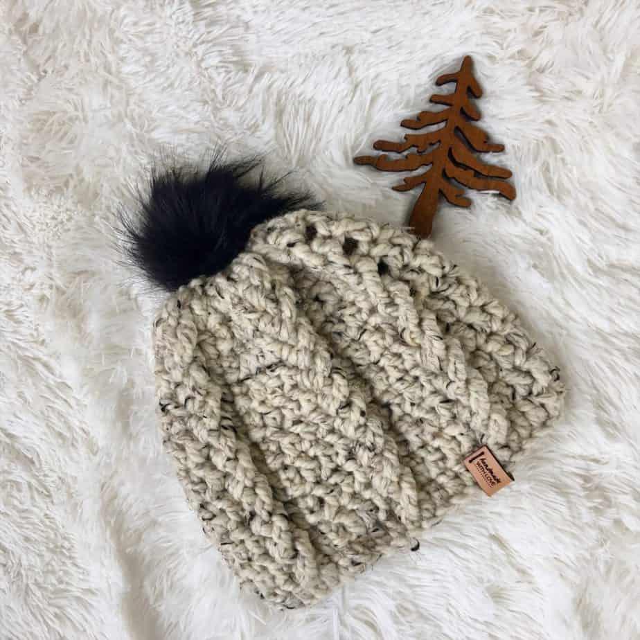 Bewitching Braids Hat Free Crochet Pattern