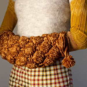 Embrace Hand Muff Crochet Pattern Knitcrate Giveaway