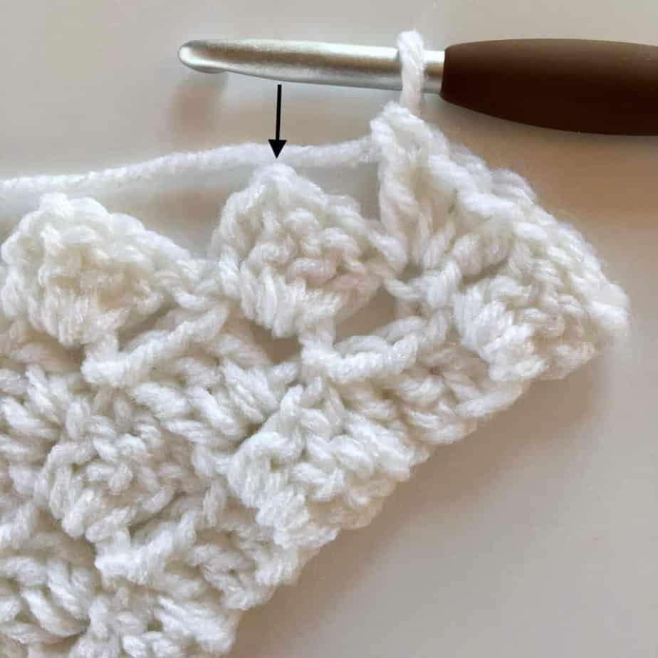 Unicorn C2C crochet scarf free pattern