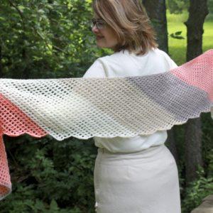 Desert Sands Scarf Free Crochet Pattern