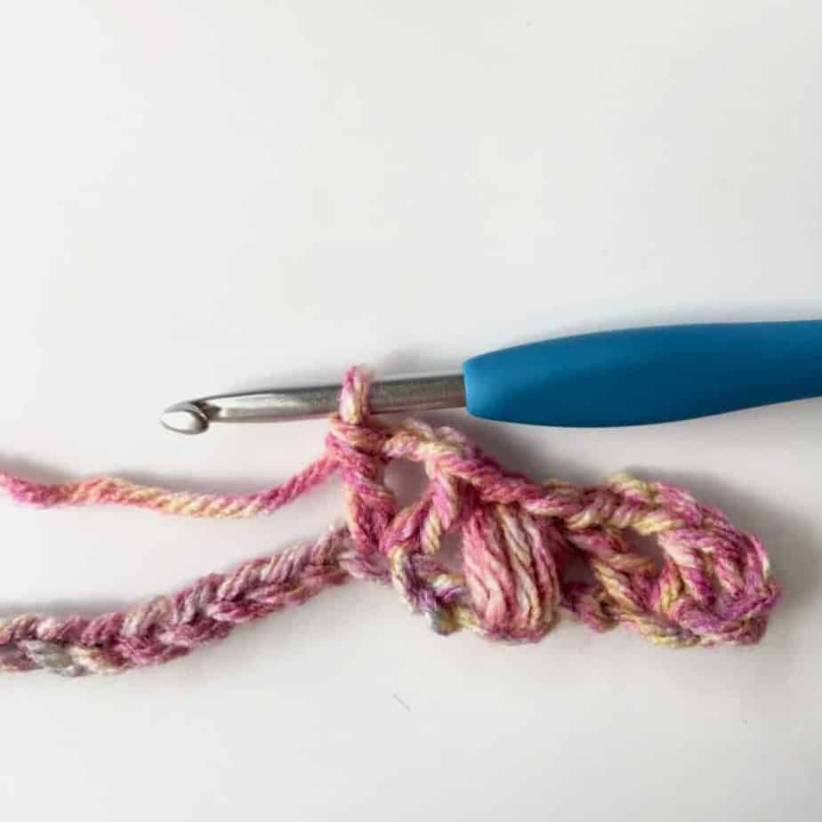Lace Cluster Crochet Stitch Tutorial
