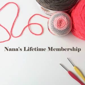 Nana's Lifetime Membership