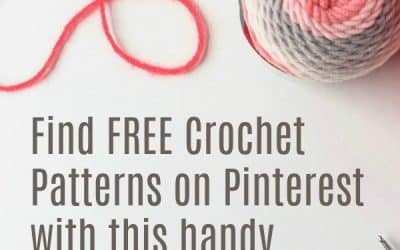 Find Free Crochet Patterns on Pinterest with this Guide!
