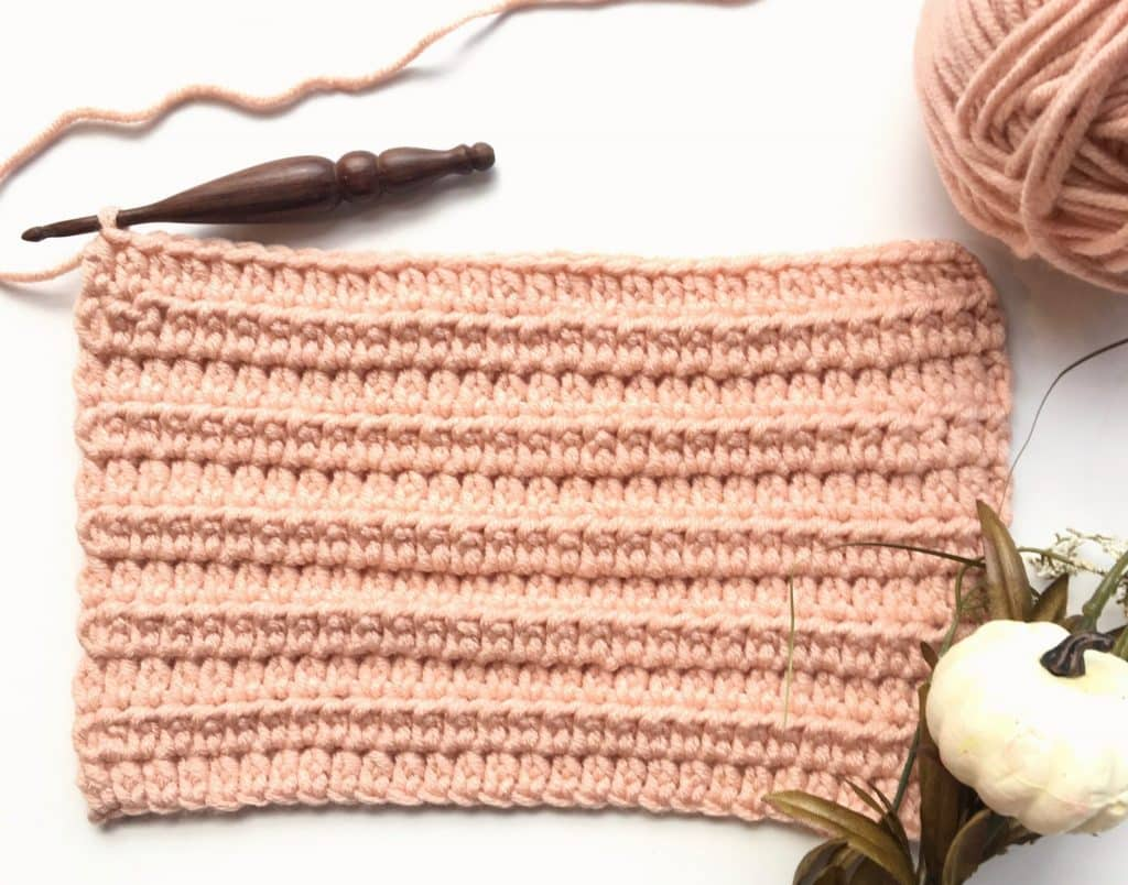 Herringbone Half Double Crochet (Hhdc) Stitch Video Tutorial
