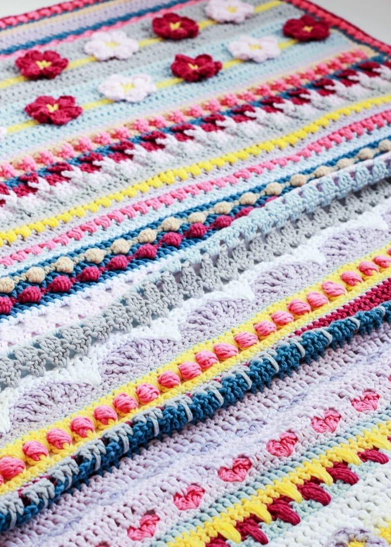 Spring Rhapsody Blanket full