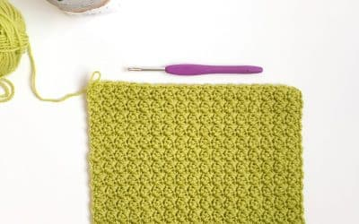 How to Crochet the Suzette Crochet Stitch Photo & Video Tutorial