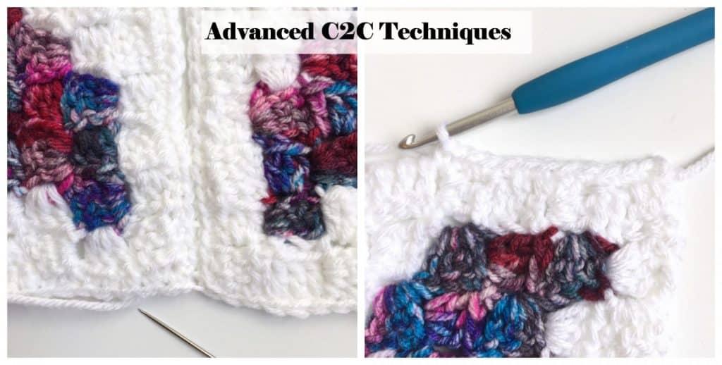 Advanced c2c technique collage