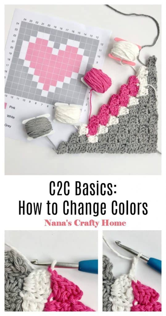 Learn how to change colors in C2C