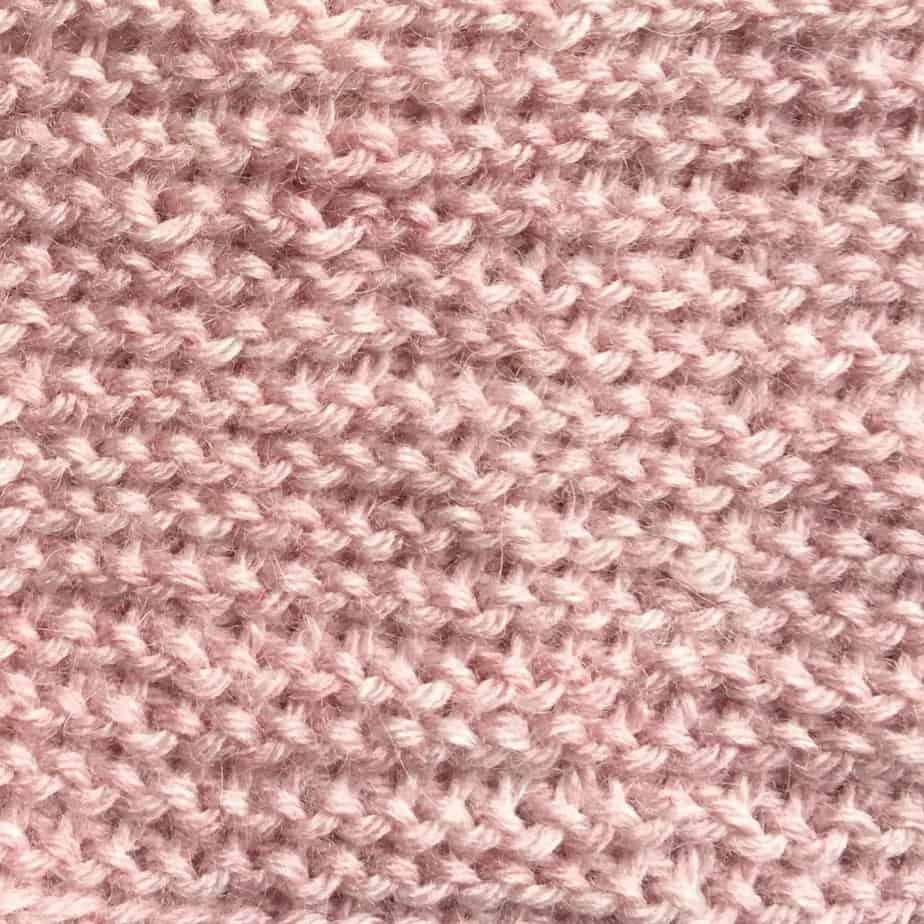 Tunisian Crochet Purl Stitch video tutorial