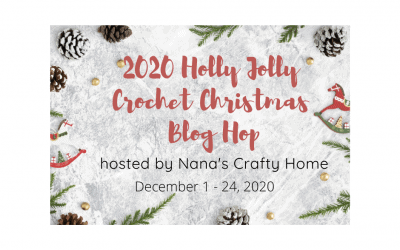 Holly Jolly Crochet Christmas 2020 Blog Hop