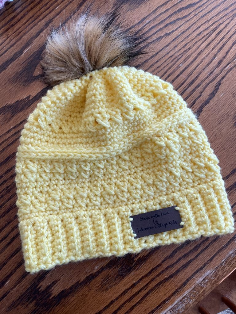 Door County Days Beanie by Lakeview Cottage Kids
