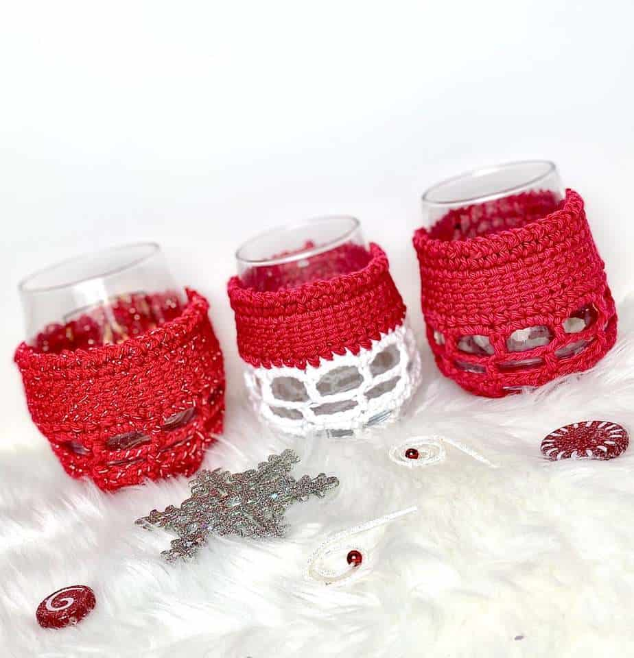 Wine Sweater crochet pattern by Sassy A's Specialty Shoppe