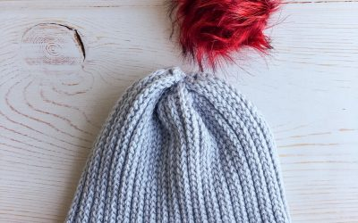 How to Sew the Top of a Crochet or Knit Hat Closed
