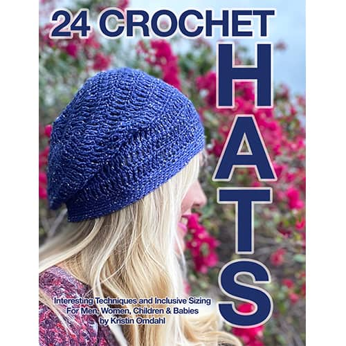 24 Hats by Kristin Omdahl book review