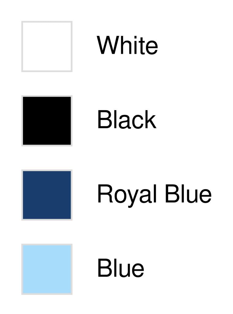 Whale C2C Graph Color Legend