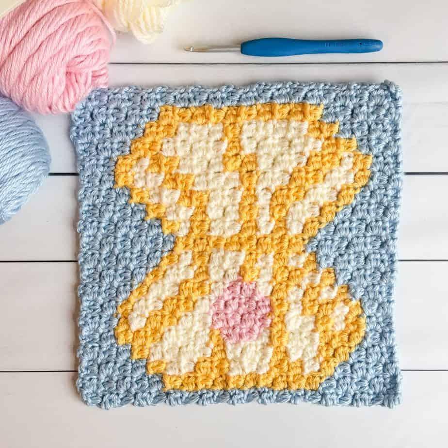 Clam Sea shell crochet pattern