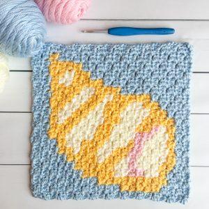Shell crochet pattern free