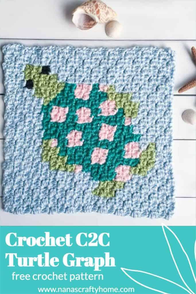 turtle crochet pattern free