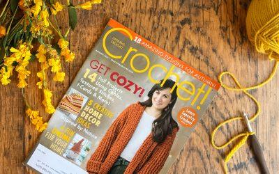 Annie's Autumn 2021 Crochet! Magazine Issue