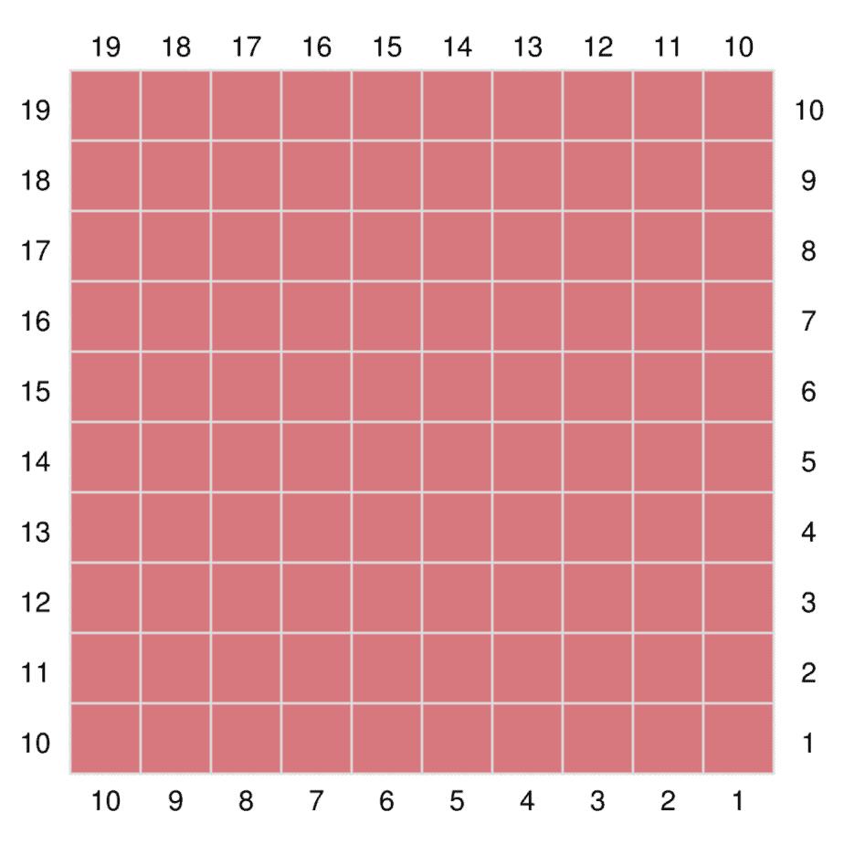 c2c crochet rectangle tutorial