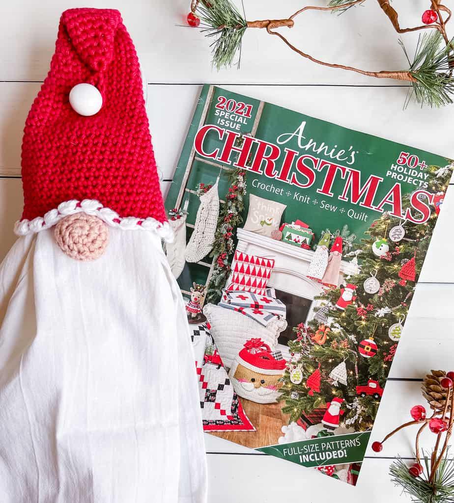 Christmas Crochet Magazine Annie's