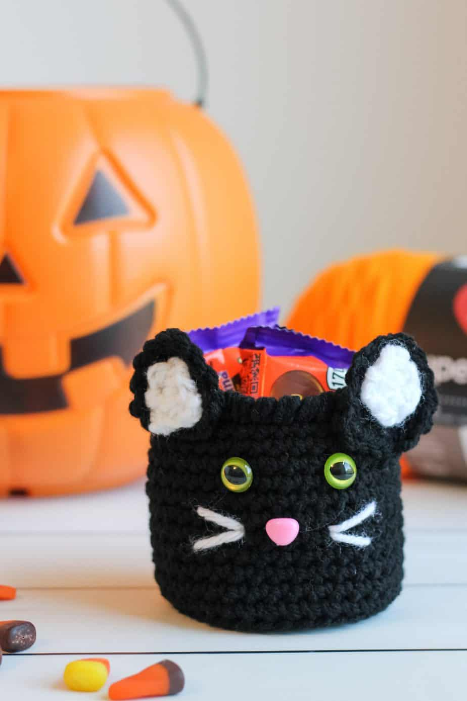 Crochet Black Cat patterns