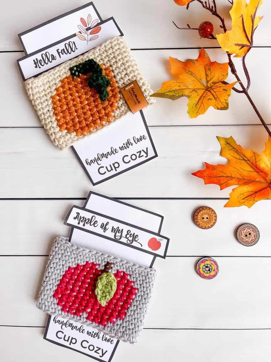 learn how to add cross stitch to crochet